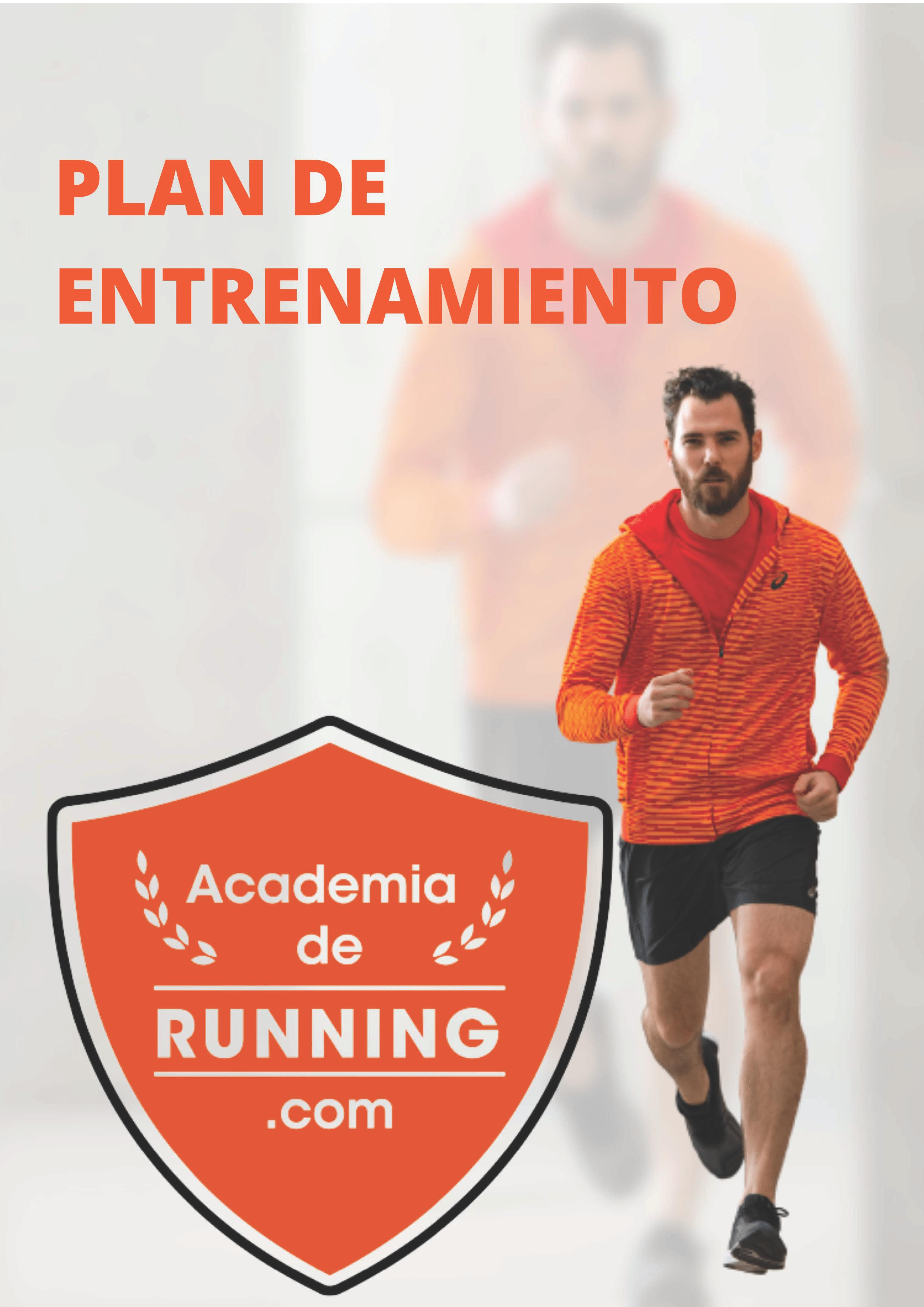 Plan para comenzar a correr