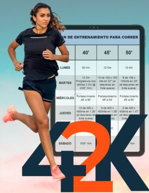 Plan para maraton en 305