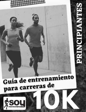 Guía de entrenamiento para 10 Kms